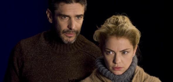 Leonardo Sbaraglia y Dolores Fonzi en «El Campo»