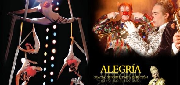 Servian, El Circo: Función a Beneficio de la Casa Garrahan