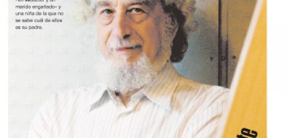 """David Amitin en Página 12: """"Uno pierde cuando se somete a la presión de la lógica"""""""