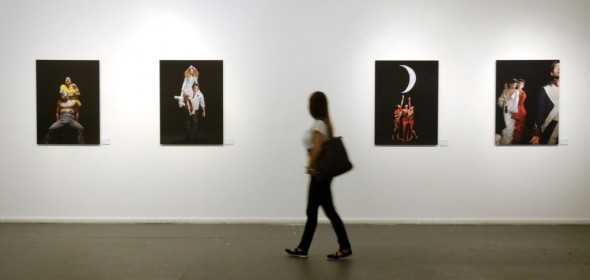 Últimos días de «Secretos sobre Negro» en el Centro Cultural Borges