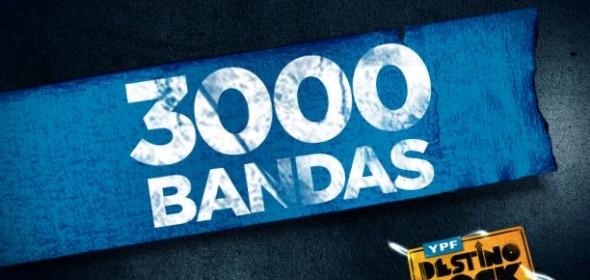 YPF Destino Rock: 3000 bandas anotadas para concursar