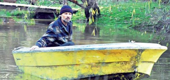 Viggo Mortensen: «Filmar acá es volver a mi infancia»