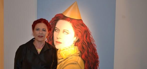 Renata Schussheim en «Los 7 Locos»