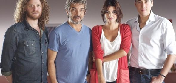 «TESIS SOBRE UN HOMICIDIO»  Comienzo de rodaje con Ricardo Darin y Alberto Ammann como protagonistas