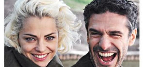 Leo Sbaraglia y Dolores Fonzi en Página 12