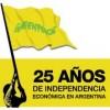 Personalidades se unen al mensaje de independencia de Greenpeace