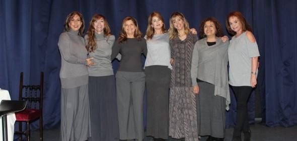 Hembras, un encuentro con mujeres notables NUEVAS FUNCIONES: 3 Y 4 DE NOVIEMBRE