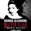 """Últimas dos funciones de """"Master Class"""" con Norma Aleandro"""