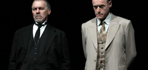 se estrena «EL VENENO DEL TEATRO», con MIGUEL ÁNGEL SOLÁ y DANIEL FREIRE