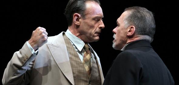 Juan Gil Navarro y Leonor Manso fueron a ver «El Veneno del Teatro»