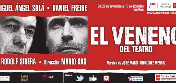 «El Veneno del Teatro» por los medios