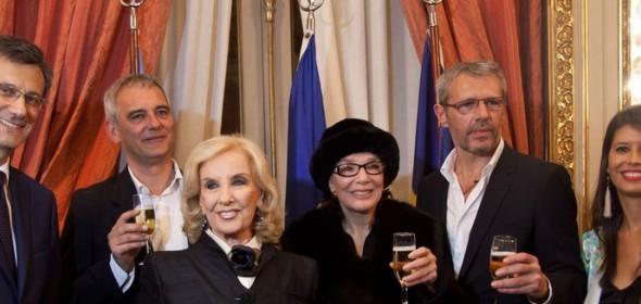 Inauguración de Les Avant Premieres 2013 – 5ta edición – en Cinemark Palermo