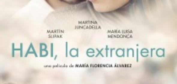 """""""HABI, LA EXTRANJERA"""" EN EL BAFICI"""