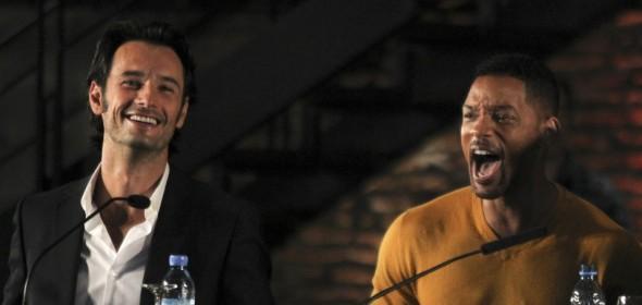 Conferencia de Prensa de la película FOCUS – rodaje en Buenos Aires