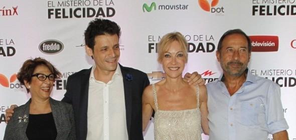 Fotos de la Avant-Premiere de EL MISTERIO DE LA FELICIDAD