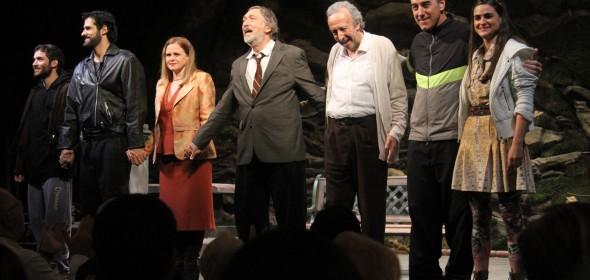 PARQUE LEZAMA – Debate con el público – «Vení al teatro»