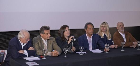 Participación Argentina en  la 30° Edición del Festival Internacional de Cine de Mar de Plata