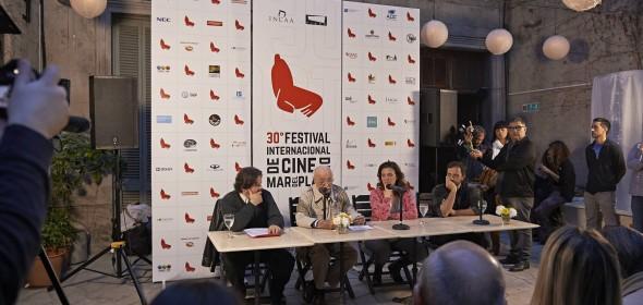 Anunció de la programación de la 30° Edición del Festival Internacional de Cine de Mar de Plata