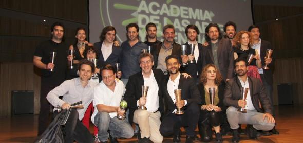 Ganadores de los Premios Sur 2015