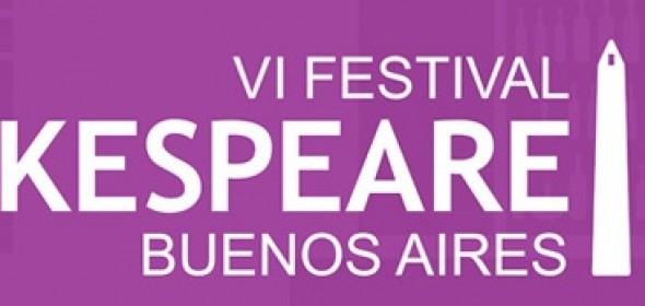 VI Festival ShakespeareBuenos Aires