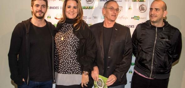 Cóctel de presentación del 7º CINE FEST BRASIL – BUENOS AIRES