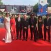 Ovación del público en el estreno de la película El Ciudadano Ilustre en la Competencia Oficial del Festival de Venecia