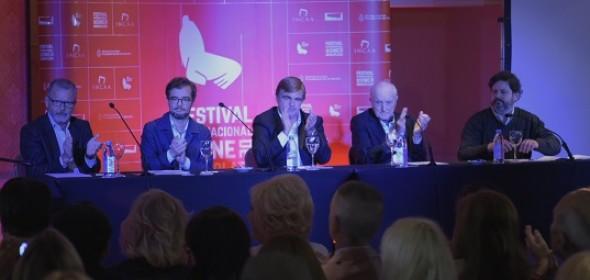"""Presentaron el 31° Festival Internacional de Cine de Mar del Plata – """"Neruda"""" será la película inaugural"""