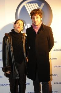 Juliana Gattas y Nonoto de Miranda!