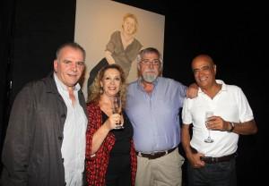 Roxana Randon Lino patalano Elio y Marcelo Piñeyro