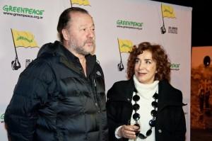 Enrique Piñeiro y Mirta Busneli