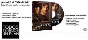 TTUP - DVD