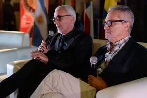 Marcelo Pont y Daniel Desaloms